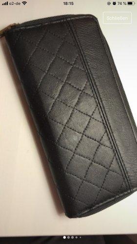 Portemonnee zwart