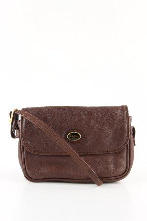 Portofino Mini sac brun style décontracté