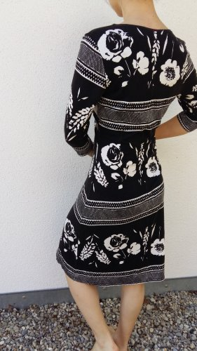Belle Robe Sweat multicolore viscose