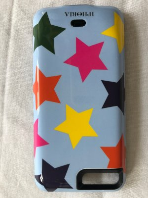 Power Case for iPhone 7+/8+ - Multicolour Stars Sterne Bunt iphone Hülle