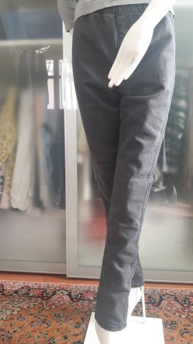 Powerstretch Jeaggings in grau, Gr. M von H&M