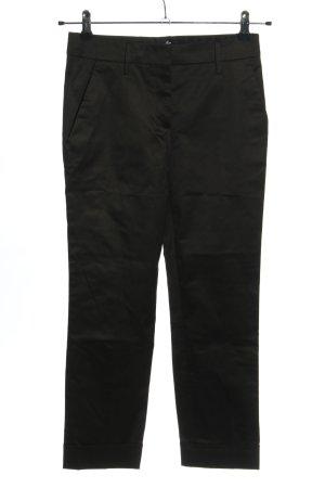 Prada 7/8-broek zwart casual uitstraling