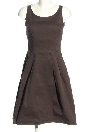 Prada A Line Dress brown elegant