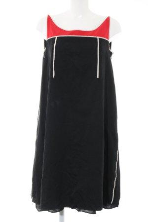 Prada A-Linien Kleid mehrfarbig Casual-Look
