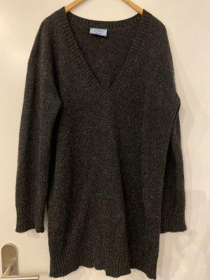 PRADA Alpaka Oversized Pullover