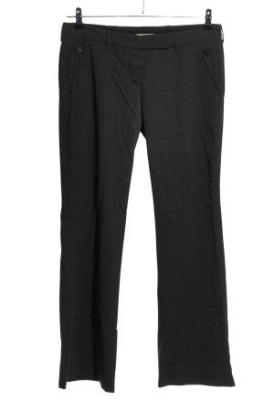 Prada Anzughose schwarz Casual-Look