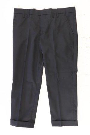 Prada Pantalone da abito nero Poliestere