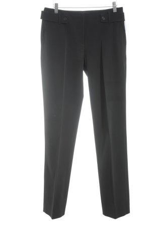 Prada Anzughose schwarz Business-Look