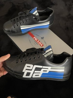 Prada Avenue Sneaker schwarz