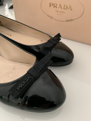 Prada Ballerina Gr.36,5