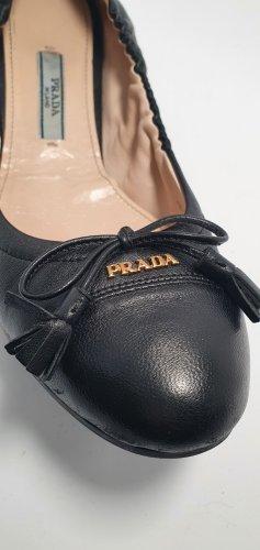 Prada Ballerina Schuhe Größe 36,5