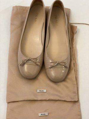 Prada Patent Leather Ballerinas multicolored