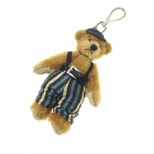 Prada Bear Charm Key Chain