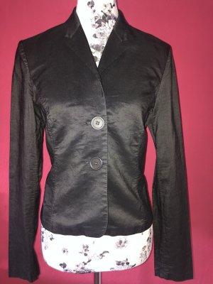 Prada Short Blazer black cotton
