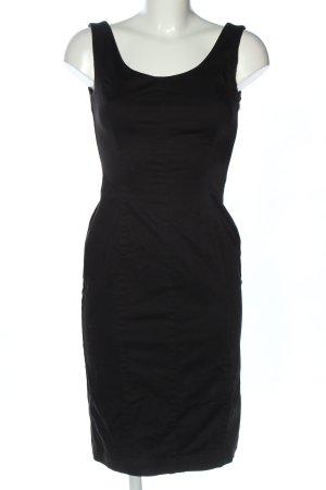 Prada Robe crayon noir style décontracté