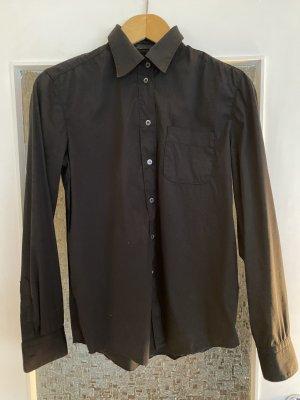 Prada Bluse schwarz