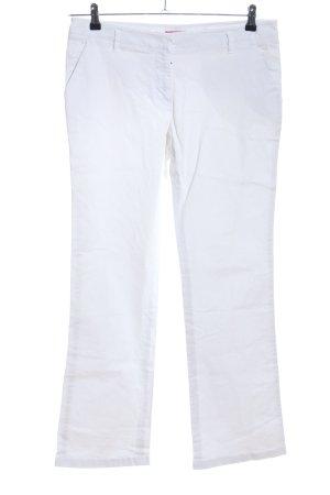 Prada Jeans svasati bianco stile casual