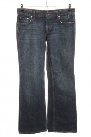Prada Boot Cut Jeans blau Casual-Look