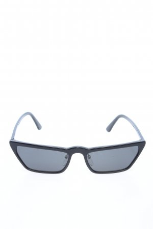 Prada Brille schwarz Casual-Look
