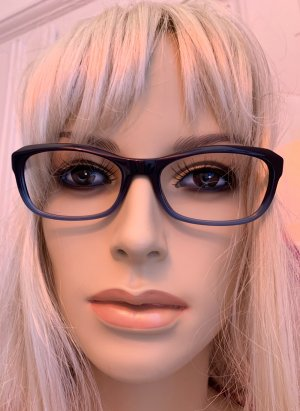 Prada Gafas azul oscuro-azul claro