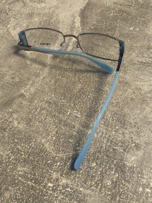 Prada Gafas azul aciano