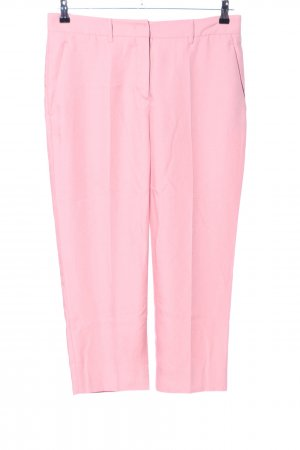 Prada Bundfaltenhose pink Business-Look