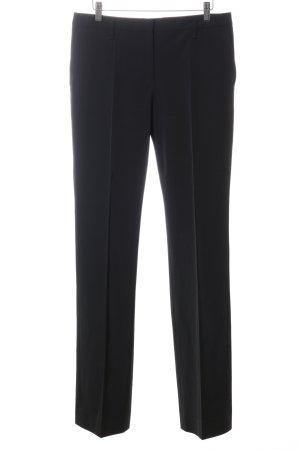 Prada Pantalón de pinza negro estilo «business»