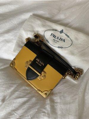 Prada Cahier Tasche aus Kalbsleder