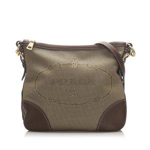 Prada Canapa Crossbody Bag