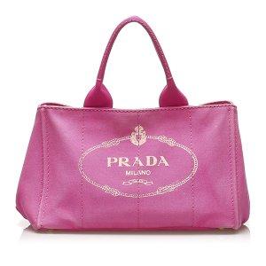Prada Canapa Handbag