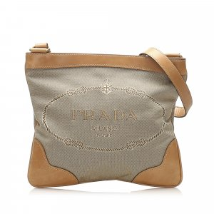 Prada Crossbody bag beige