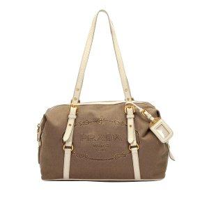 Prada Shoulder Bag brown