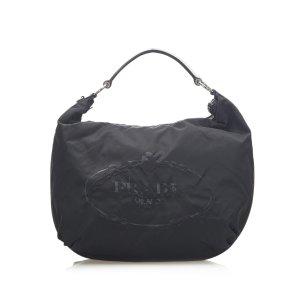 Prada Hobotas zwart Nylon