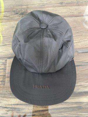 Prada Cap in Nylon braun
