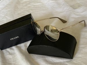 Prada Cinema Sonnenbrille gold
