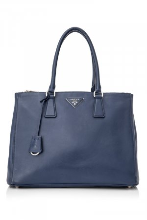 Prada City Calf Galleria Handbag