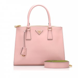 Prada City Calf Galleria Satchel