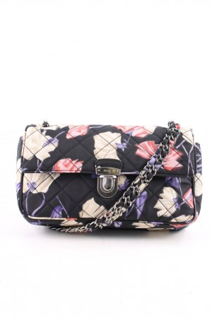 Prada Clutch Blumenmuster Casual-Look