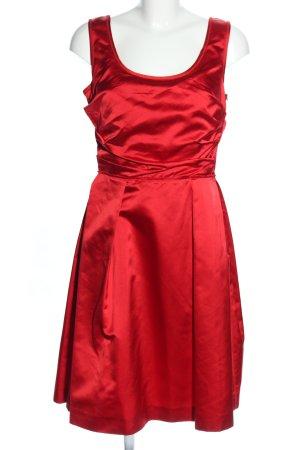 Prada Abito da cocktail rosso elegante