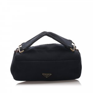 Prada Cotton Handbag