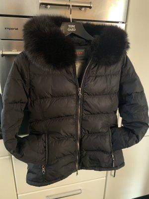 Prada Daunenjacke Jacke schwarz Gr.IT44/DE38