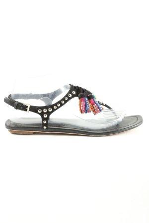 Prada Sandały japonki Wielokolorowy W stylu casual