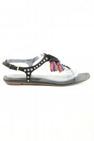 Prada Dianette sandalen veelkleurig casual uitstraling