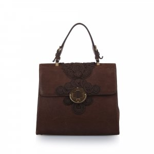 Prada Handbag brown leather