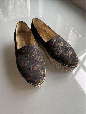 Prada Espadrille sandalen veelkleurig