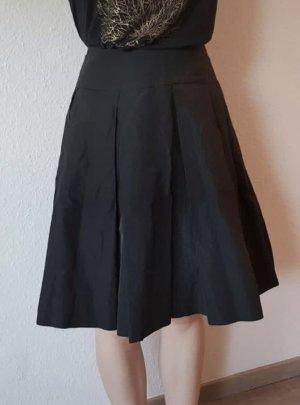 Prada Plisowana spódnica czarny