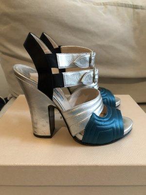 Prada Fashion Show heels