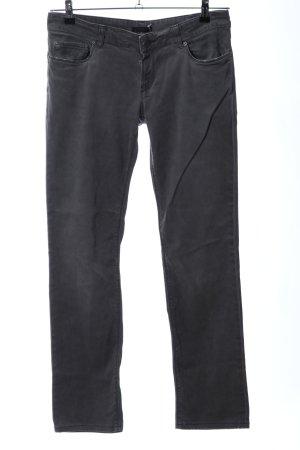 Prada Five-Pocket-Hose hellgrau Casual-Look