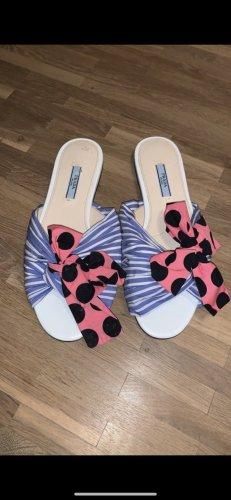 Prada Flip Flops