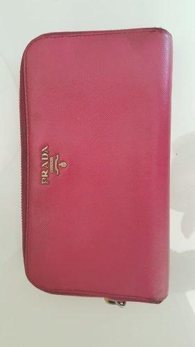 Prada Wallet raspberry-red